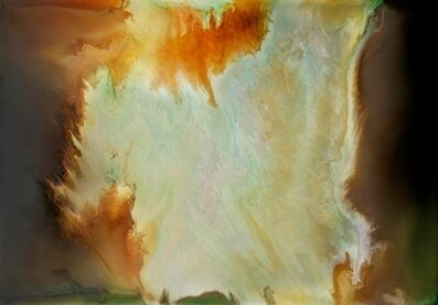 Suzan Woodruff, 'Gold Dust Falls', 2012