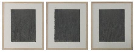 Richard Long, 'Untitled (River Avon Mud Drawings series)', 1989
