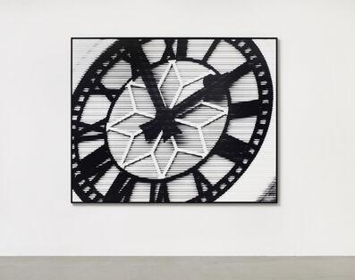 Bettina Pousttchi, 'Hongkong Time', 2011