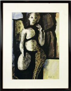 Eric Cadien, 'Segmented Figure', 1975