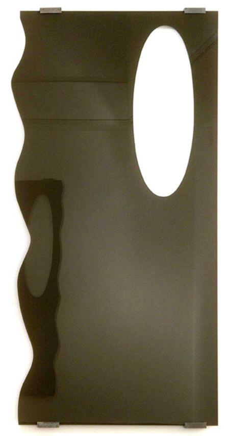 Jean-Marc Bustamante, 'Untitled (black door)', 2005