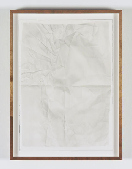 Juliet Jacobson, 'Sancerre at Home (Paper Drawing #21 Recto)', 2014