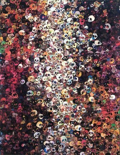 Takashi Murakami, 'I Know Not. I Know. (Signed)', 2010