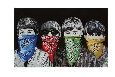 Mr. Brainwash, 'Beatles', 2012