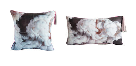 Kim Keever, 'Abstract Leather Pillows', 2016