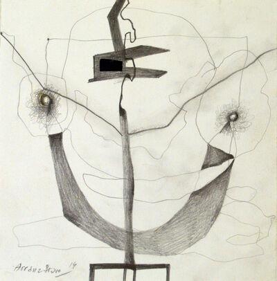 Eduardo Arranz-Bravo, 'El Dibuix 9', 2014