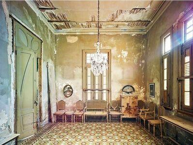 David Burdeny, 'Ochre Room, Havana, Cuba', 2014
