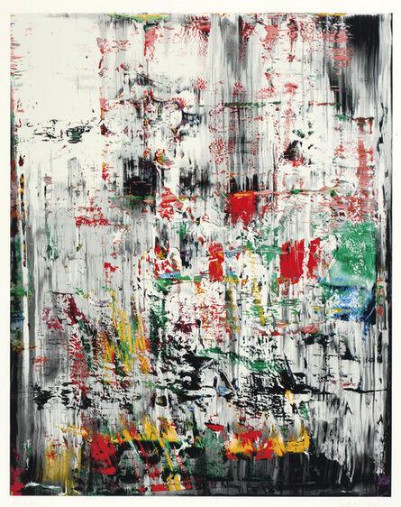 Gerhard Richter, 'Eis 2 (Ice 2)', 1989
