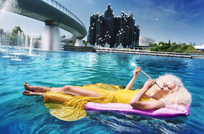 David LaChapelle, 'An Image of Some Bright Eternity', 2002