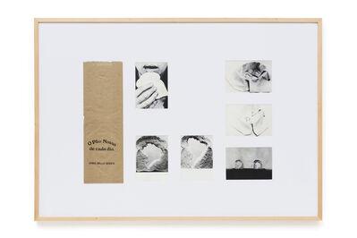 Anna Bella Geiger, 'O pão nosso de cada dia', 1978