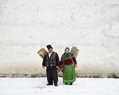 Tamas Dezso, 'Carpet Sellers (Pojorata, North Romania)', 2012
