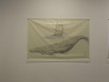 Avish Khebrehzadeh, 'Whale with Ship', 2009
