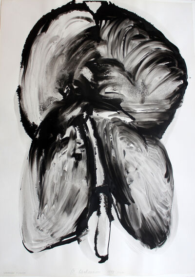 Magdalena Abakanowicz, 'Sermion Flower', 1999