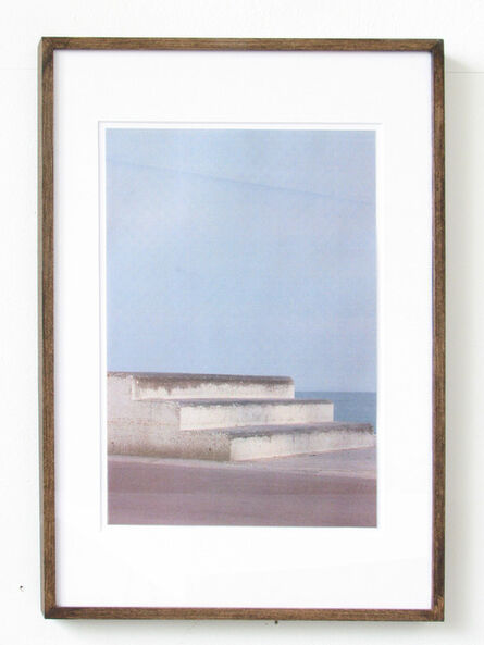 """Pierre Descamps, '""""Monument, p.60""""', 2007"""
