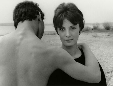 Herbert List, 'GERMANY. Bavaria. Couple at Lake Ammersee. ', 1958