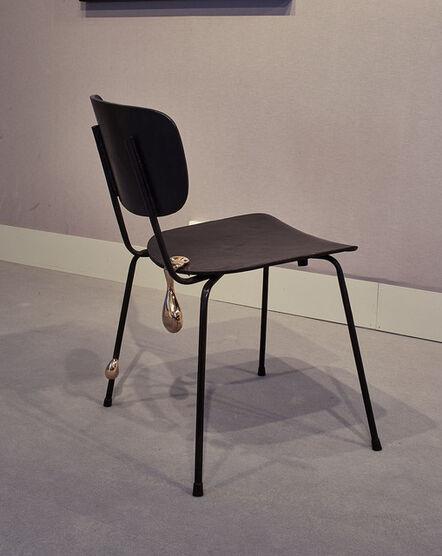 Reinier Bosch, 'Champagne chairs - Sec', 2015