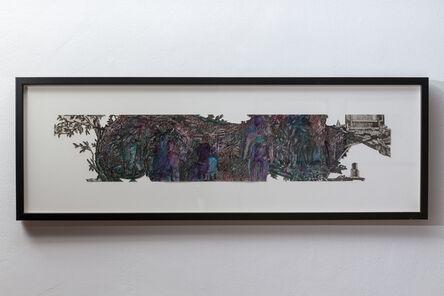 Yvonne Crossley, 'Wall Slice', 2016