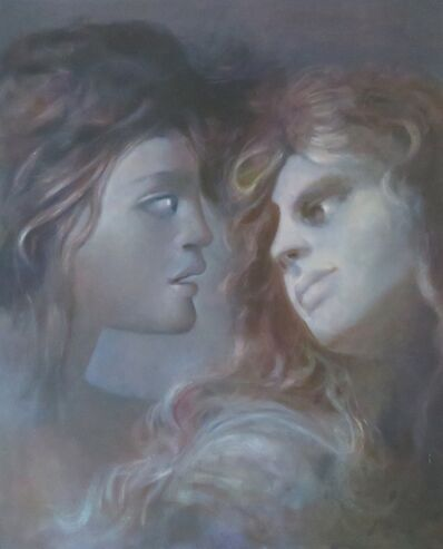 Leonor Fini, 'Carmilla #1', 1983