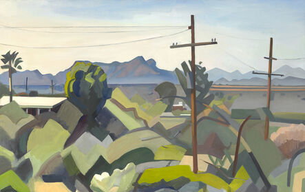 Martha Armstrong, 'Tucson Morning', 2016