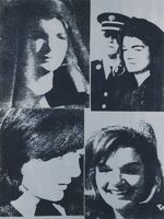 Andy Warhol, 'Jacqueline Kennedy III (Jackie III), from: 11 Pop Artists III', 1966
