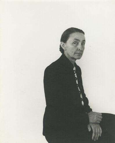 Arnold Newman, 'Georgia O'Keefe, NYC', 1944