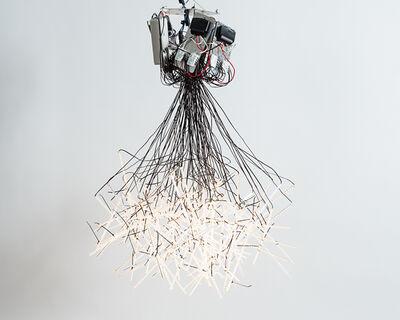 "Arik Levy, '""Fractal Cloud"" Hanging Light Sculpture', 2016"
