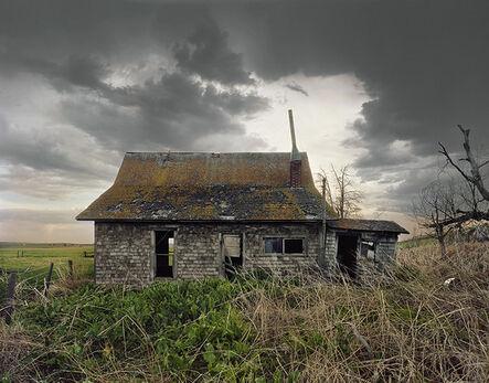Andrew Moore, 'Porcupine House, Cherry County, Neb', 2011