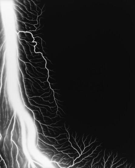 Hiroshi Sugimoto, 'Lightning Fields 216', 2009