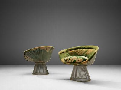 Warren Platner, 'Pair of Lounge Chairs', 1966
