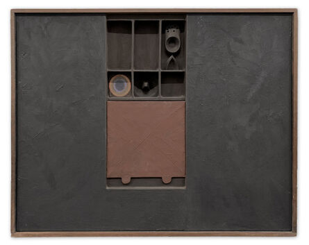 Marcelo Bonevardi, 'Sacred Enclosure', 1963