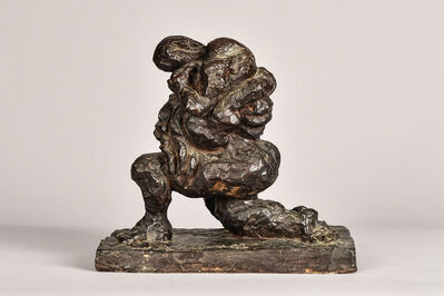 Jacques Lipchitz, 'Variation of the Theme of the Last Embrace (Salvataggio) IV, c. 1965', ca. 1965