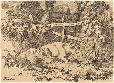 Robert Hills, 'Cattle Resting', 1807