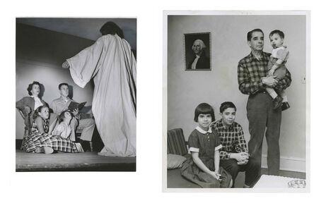 Murray Moss, 'TQ 15/16: Nativity Play/Cuban Refugee', 1957/1965