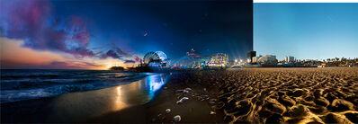 Jeremy Kidd, 'Santa Monica Pier 1', 2017