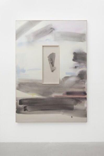 Béla Pablo Janssen, 'Untitled (Le soleil se leve derrière l'abstraction) XVII', 2015