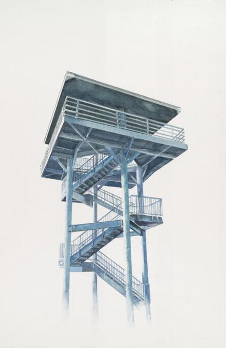 Thuy-Van Vu, 'Westport Observation Tower', 2015