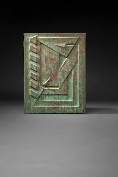 Frank Lloyd Wright, 'Relief Panel from Price Tower, Bartlesville, Oklahoma', 1956