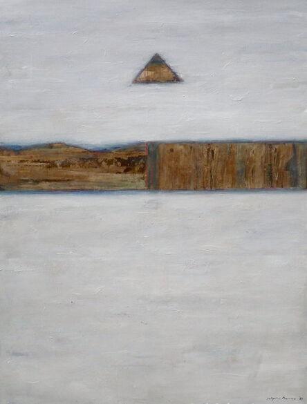 Kenjilo Nanao, 'White Shima', 198