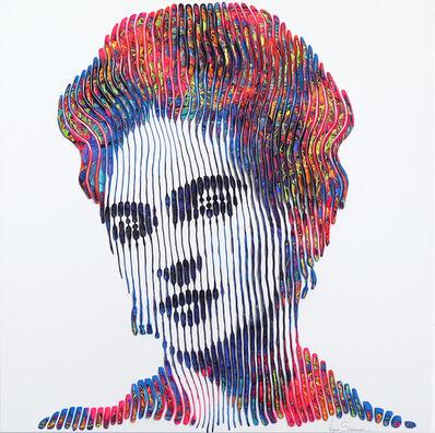 Virginie Schroeder, 'The Most Incredible Talent Frida Kahlo', 2020