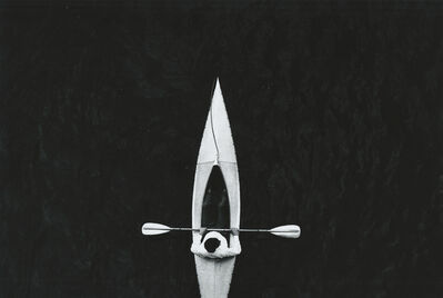 Ray K. Metzker, '61 DZ-21, Frankfurt', 1961