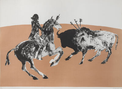 Elisabeth Frink, 'Rejoneadora III', 1973