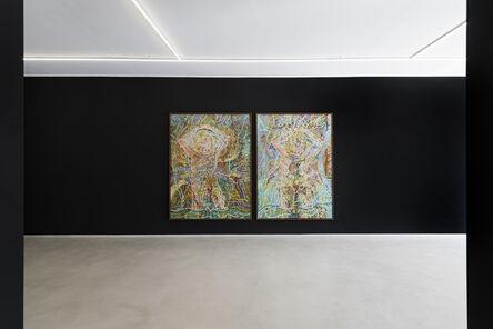 Gerald Davis, 'Bather 1 and 2', 2019