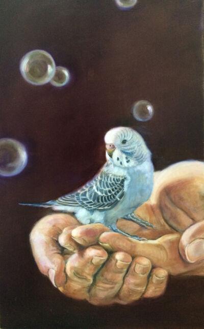 Deborah Davidson, 'Bird in Hand', 2015