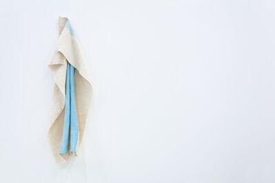 Frances Trombly, 'Blue Folds', 2015