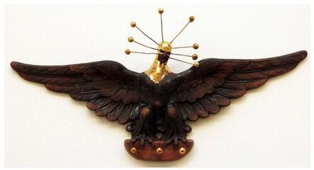 Salvador Jiménez-Flores, 'Atomic Eagle / Aguila atomica', 2017