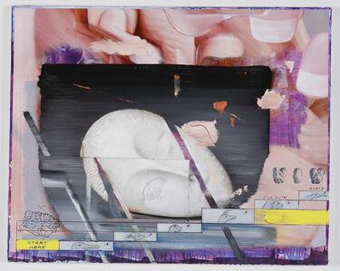 Kei Imazu, 'Diagram of painting', 2018