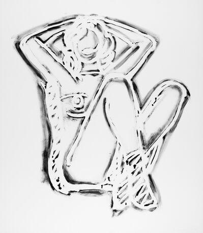 Tom Wesselmann, 'Rosemary Sitting Up Straight', 1990
