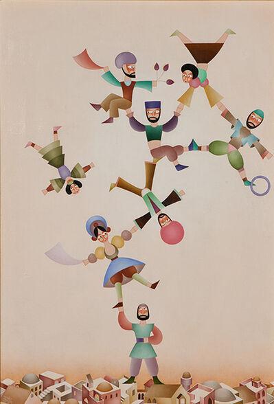 David Sharir, 'Acrobats'