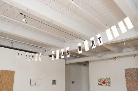Eli Burke, 'It Is Not Your Birthday ', 2013