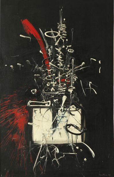 Georges Mathieu, 'Pythagore', 1958